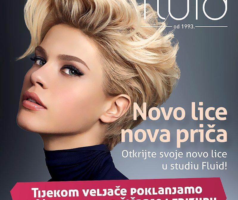 Tijekom veljače poklanjamo 15% popusta na šišanje i frizuru