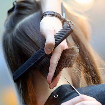 Žensko šišanje